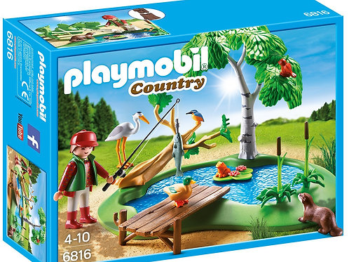 Playmobil 6816 Country - Fishing Pond