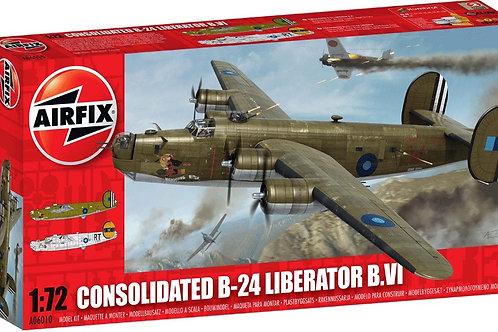 Airfix - Consolidated B-24 Liberator B.VI 1/72