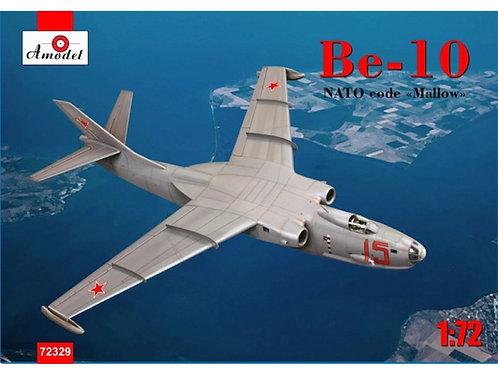 "Amodel - Beriev Be-10 ""Mallow"" 1/72"