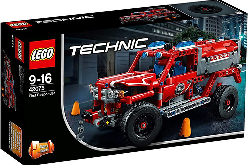 Lego 42075 Technic - First Responder Fire Engine-Fire Truck