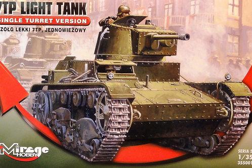 Mirage Hobby - Polish Light Tank 7TP 1/35