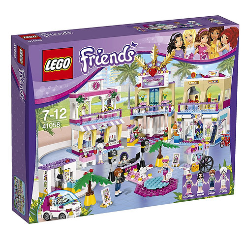 Lego 41058 Friends - Heartlake Shopping Mall