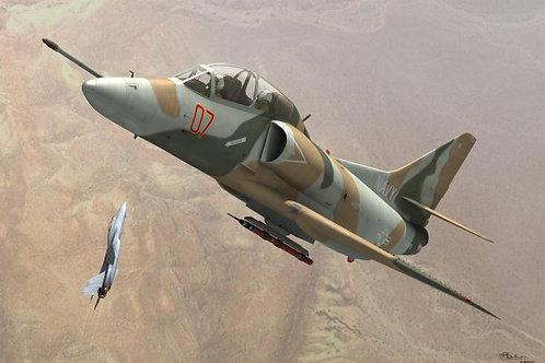 Classic Airframes - TA-4J Aggressor 1/48