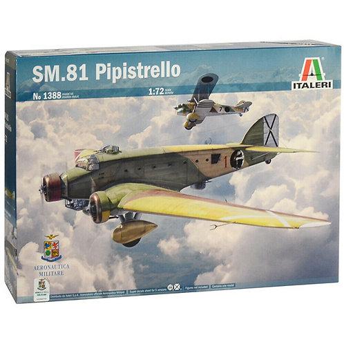 Italeri - Savoia Marchetti SM.81 Pipistrello 1/72