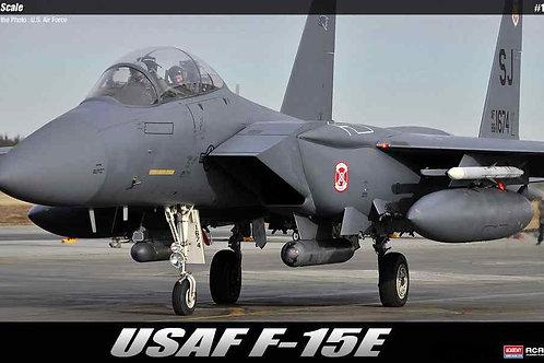 """Academy - USAF F-15E """"Seymour Johnson"""" 1/48"""