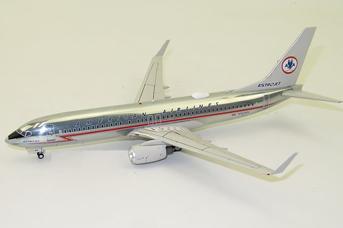 Inflight 200 - Boeing B737-800 American Airlines Astrojet retro N905NN Polished
