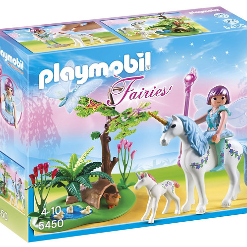 Playmobil 5450 - Fairy Aquarella in the Unicorn