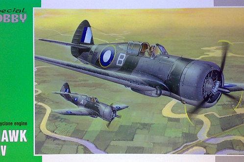 Special Hobby - Mohawk Mk.IV Hawk w.Cyclone Engine
