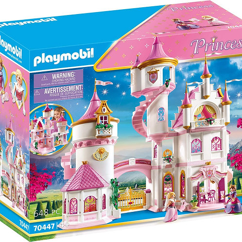 Playmobil 70447 Princess - Large Princess Castle with Rotating Dance Plate