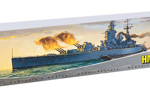 Airfix - Royal Navy HMS Nelson 1/600