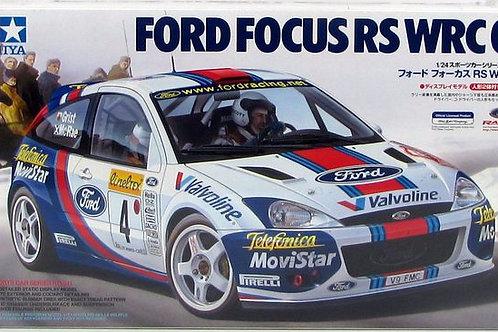 Tamiya - Ford Focus RS WRC 01 1/24