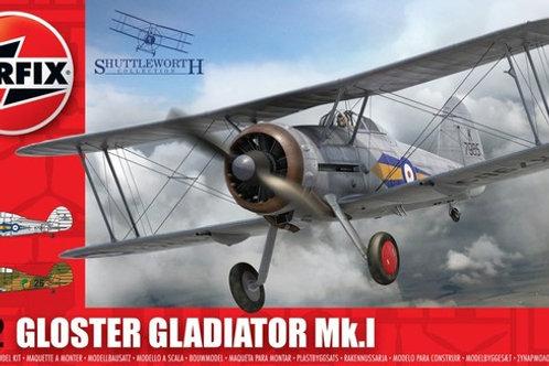 Airfix - Gloster Gladiator Mk.I 1/72