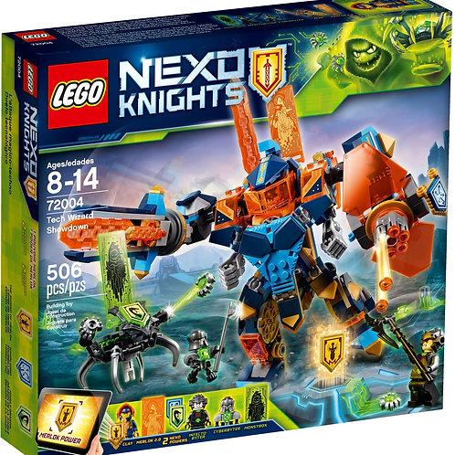 Lego 72004 Nexo Knights - Tech Wizard Showdown