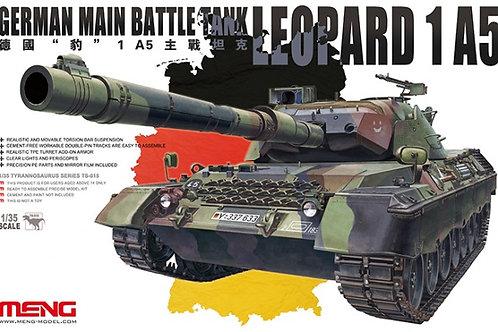 Meng Model - German MBT Leopard 1A5