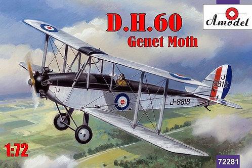 Amodel - DH.60 Genet Moth 1/72