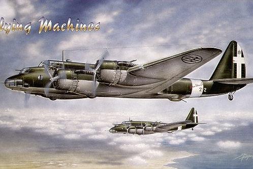Flying Machines - Piaggio P.108B I Serie 1/72