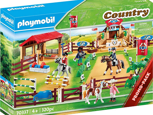 Playmobil 70337 Country - Large Riding Tournament Court