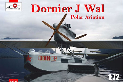 Amodel - Dornier Do.J Wal Polar Aviation 1/72