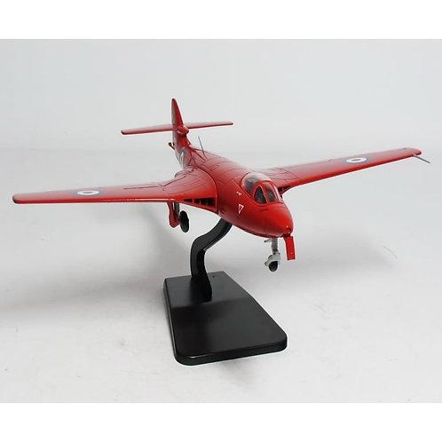 Aviation 72 - Hawker Sea Hawk Royal Navy Red Devils Display Team 1/72