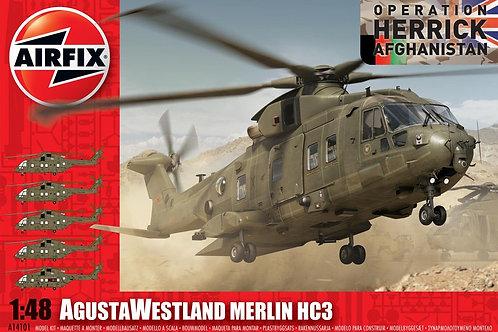 Airfix - Agusta Westland Merlin HC.3 1/48