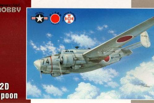 Special Hobby - Lockheed PV-2D Harpoon 1/72