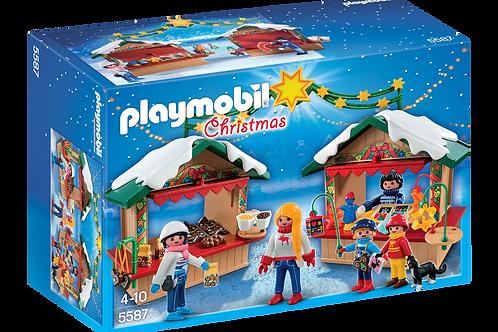 Playmobil 5587 - Christmas Fair