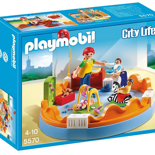 Playmobil 5570 - Preschool Playgroup