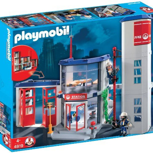 Playmobil 4819 City Action - Fire Station