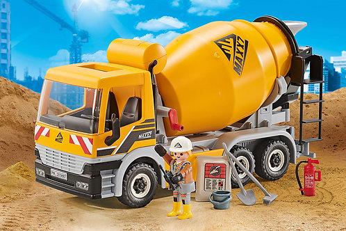 Playmobil 9887 Add-On - Concrete Mixer