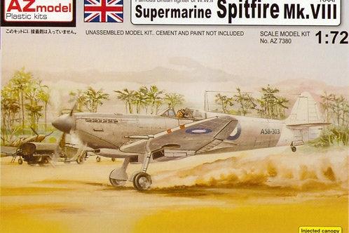 AZ Model - RAAF Supermarine Spitfire Mk.VIII 1/72