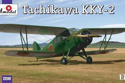 Amodel - Tachikawa KKY-2 1/72