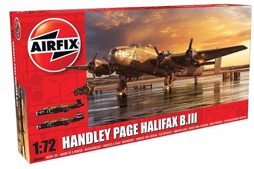 Airfix - Handley Page Halifax B.III 1/72