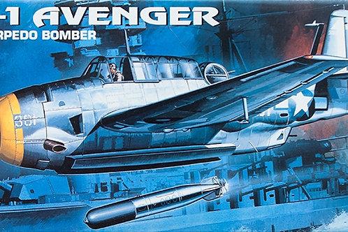 Academy - US Navy TBF-1 Avenger 1/72