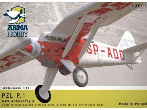 Arma Hobby - PZL P.1 Fighter 1/48