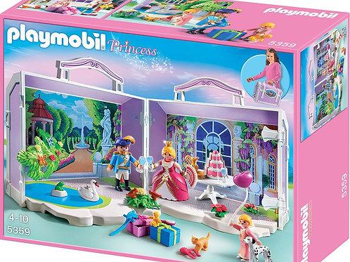Playmobil 5359 Princess - Princess Birthday Suitcase