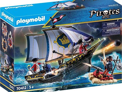 Playmobil 70412 Pirates - Rotrocksegler