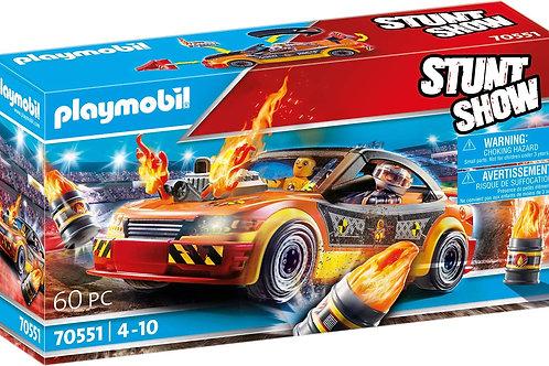 Playmobil 70551 Stuntshow - Crashcar