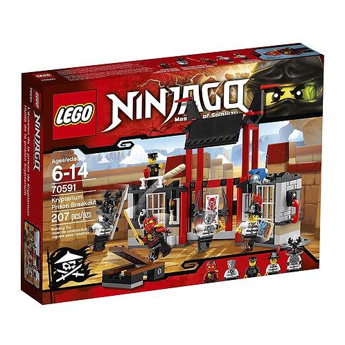 LEGO 70591 Ninjago - Kryptarium Prison Breakout