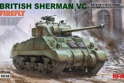 Rye Field Model - British Sherman VC Firefly 1/35