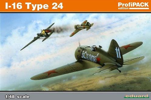 Eduard - I-16 Type 24 1/48