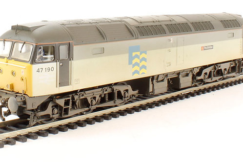 Bachmann - Class 47/0 47190 'Pectinidae' in BR Petroleum Sector two tone grey