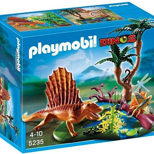 Playmobil 5235 Dinos - Dimetrodon Dinosaurs