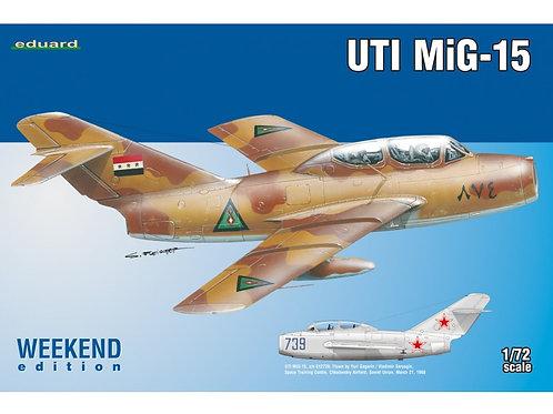 Eduard - UTI MiG-15 1/72