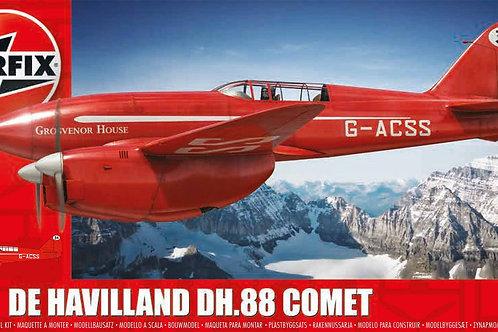 Airfix - De Havilland DH.88 Comet (Red) 1/72