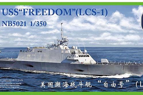 Bronco - USS Freedom LCS-1 1/350