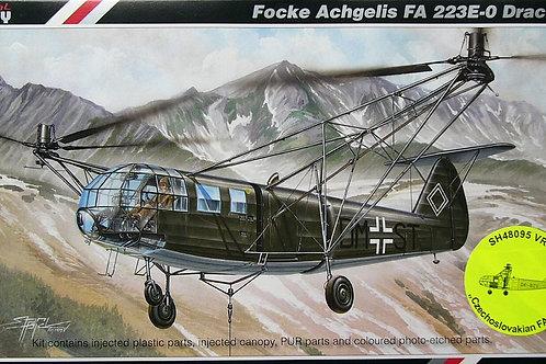 Special Hobby - VR-3 Czechoslovakian Focke Angelis 1/48