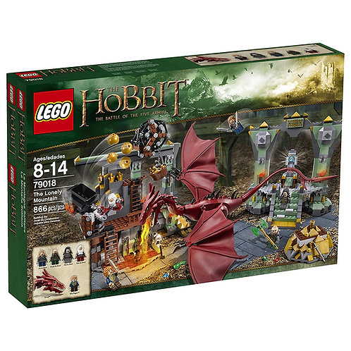 Lego 79018 The Hobbit - The Lonely Mountain