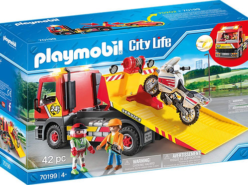 Playmobil 70199 City Life - Breakdown Service