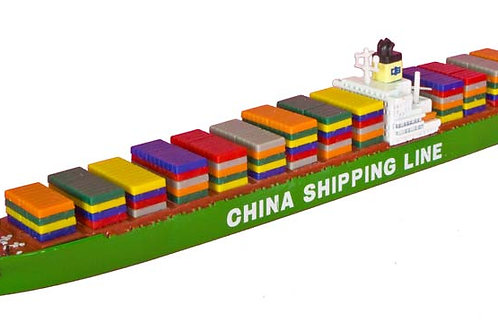 Tri-ang Ships - China Shipping Container Line