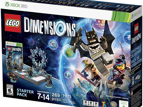 Lego 71173 Dimensions - Starter Pack (Xbox 360)